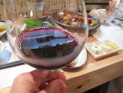 15赤ワイン@花のれん