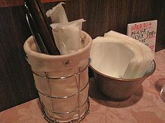 店内:卓上@ハカタネーゼ・エノテカ・リツ・清川