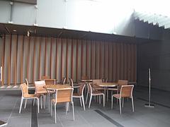 14外観:共有スペース@大福うどん・電気ビル店