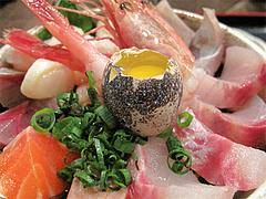 料理:海鮮丼更にアップ@海の味・有福・サンセルコ