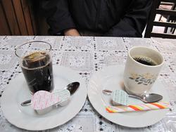 15コーヒー@歓迎イ尓
