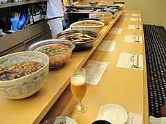 3店内:カウンター席@和食・おばんざい・和さび・京都