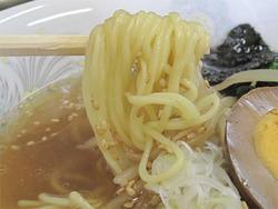 11塩味ラーメン@らーめん椿屋