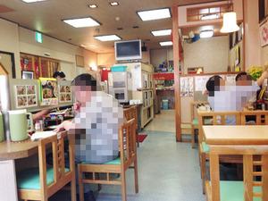 5店内@あっぱれ食堂
