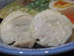 15鶏チャーシュー@コウノトリ