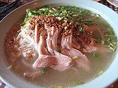 料理:タイ式ラーメン@カオサン・タイ料理・薬院