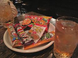 3駄菓子@昭和ミルクホール