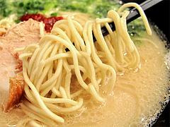 ランチ:ラーメンのラー麦麺@らーめん屋今泉のバス停まえ・天神