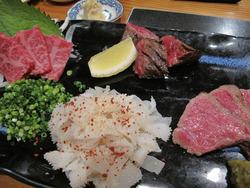 5肉刺し@たんか