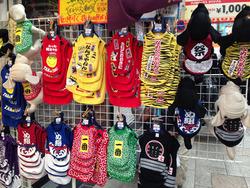 2シャツ1@大阪ミナミのペット服