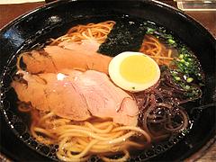 料理:ちゃーしゅー中華めん550円@中華めん吉兜(よしかぶと)