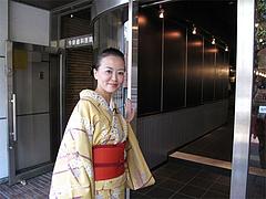 外観:入り口@らーめん大・福岡大橋店
