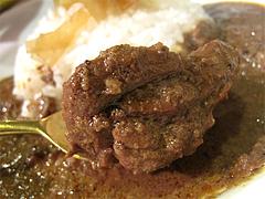 料理:インド修行カレーチキン@スパイスロード(spiceroad)・高砂