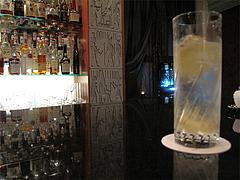 ローアルコールカクテル@Rotunda Bar・Hyatt Regency Fukuoka Hotel
