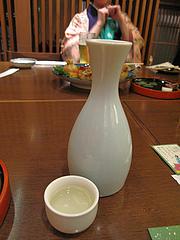 10そば料理:熱燗@やぶ金・蕎麦・大名