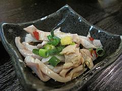 5料理:酢もつ@もつ鍋・楽天地・西中洲