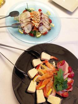 4料理1@銀座ライオン