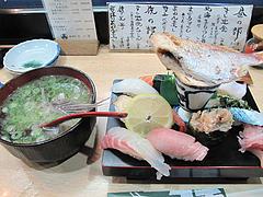 8ランチ:鯛そうめんと寿司@鮨・あつ賀・渡辺通り