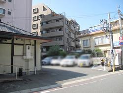 2駐車場@めんちゃんこ百道本店