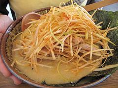 料理:江戸前味噌肉ネギらーめん820円@蔵出し味噌・麺場・彰膳・東福岡店