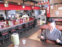 店内:小上がりです。@拉麺・空海・那珂川本店