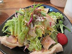 料理:セットのサラダ@タイ料理オシャ・大橋