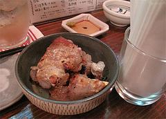 料理:豚足420円@やきとり処・博多こっこ家・春吉