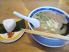 料理:Aセット500円@ラーメンまんぼ亭・赤坂