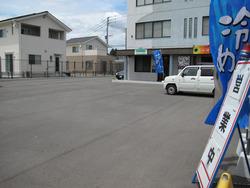 18駐車場@ラーメンこいけ