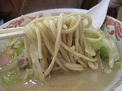 11ランチ:ちゃんぽん麺@東園