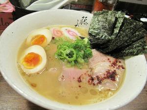 7濃厚鶏白湯特製ラーメン980円@藤しろ