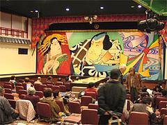 客席@別府・鉄輪(かんなわ)大衆演劇ヤングセンター