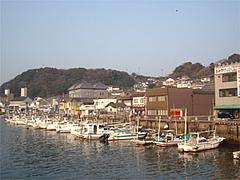 佐賀県呼子港