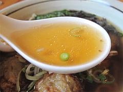 料理:ラーメンスープ@あごだし麺・五島軒