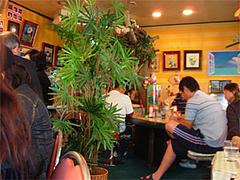 四次元パーラー喫茶あんでるせんの店内@長崎・川棚