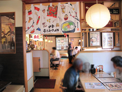 3店内@めんちゃんこ百道本店
