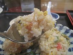 9ランチ:半野菜炒飯@大連屋台料理Lee(李・リー)