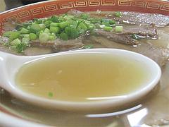11ランチ:ラーメンスープ@ラーメン・天広軒・春日原駅