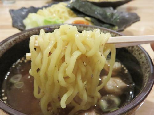 11つけ麺食べる