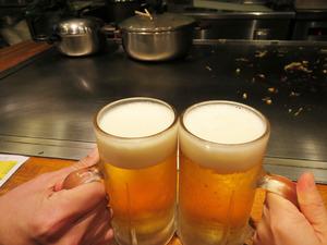 2生ビール@たいちゃん
