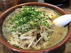 料理:焼らーめん700円@博多らあめん・てん・大橋