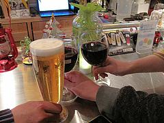 4バー:ワイン・生ビール@チリ・ダイニング・博多区上牟田