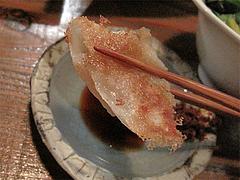 料理:博多一口餃子アップ@餃子・高砂遊心