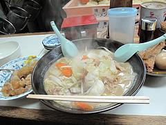 料理:ちゃんぽん@しばらく平和台店・大手門