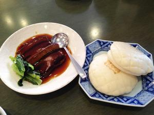 8江山楼の東坡肉1,200円@江山楼中華街本店