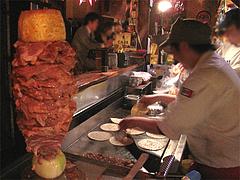 3店内:キッチン@メキシコ料理・エルボラーチョ・大名