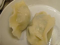 6夜:名物!サワラの水餃子@マルコキッチン・中華・天神