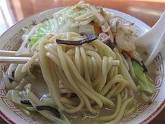 ちゃんぽん麺@薩摩屋・清川