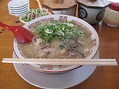 6ランチ:ラーメン450円@七福亭ラーメン
