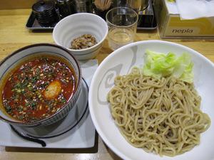 10ザ・カプサイシン!極辛・納豆味玉1,100円@麺屋光喜